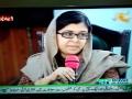 ریکارڈنگ یوم خواتین۔۔ پی ٹی وی ۔۔اسلامیہ یونیورسٹی